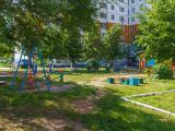 Фотография Двор Продажа 1-комнатная квартира по адресу Новосибирская область Новосибирск Федосеева, 3